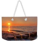 Baltic Sun Weekender Tote Bag
