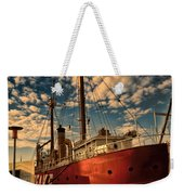 Baltimore Bay  Weekender Tote Bag