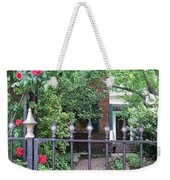 Baltimore Garden Weekender Tote Bag