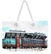 Baltimore Ravens - M And T Bank Stadium Weekender Tote Bag
