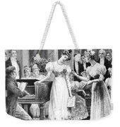 Balzac: A Woman Of Thirty Weekender Tote Bag by Granger