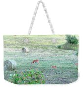 Bambi And The Twins  Weekender Tote Bag