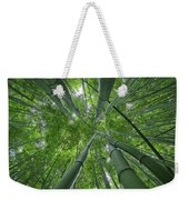 Bamboo Forest 1 Weekender Tote Bag