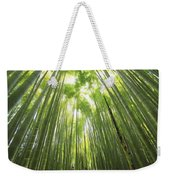 Bamboo Forest 5 Weekender Tote Bag