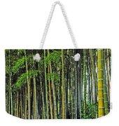 Bamboo Hill Weekender Tote Bag