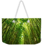 Bamboo Sky - The Magical And Mysterious Bamboo Forest Of Maui. Weekender Tote Bag