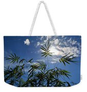 Bamboo Under The Sun Weekender Tote Bag