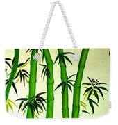 Bamboos Weekender Tote Bag