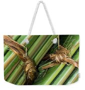 Banana Leaves Weekender Tote Bag