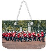 Band Of The Guard Weekender Tote Bag