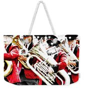 Band On The Run Weekender Tote Bag