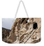 Bandelier Caveate - Bandelier National Monument New Mexico Weekender Tote Bag