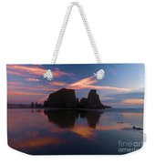 Bandon Beach Skies Weekender Tote Bag