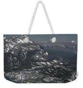 Banff Alberta Canada Weekender Tote Bag