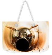 Bang On The Drum All Day Weekender Tote Bag