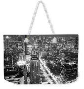 Bangkok Skyline 1 - Thailand Weekender Tote Bag