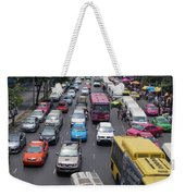 Bangkok Street View  Weekender Tote Bag