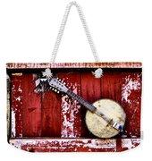Banjo Mandolin - American Music Weekender Tote Bag