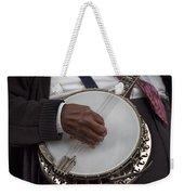 Banjo Music Weekender Tote Bag