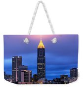 Bank Of America Plaza Weekender Tote Bag
