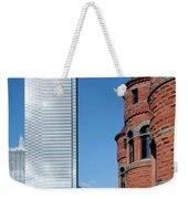 Bank Of America Plaza Dallas Weekender Tote Bag