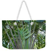 Bannana Palm Weekender Tote Bag
