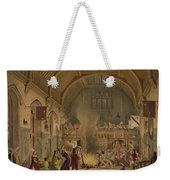 Banquet In The Baronial Hall, Penshurst Weekender Tote Bag