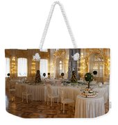 Banquet Room Summer Palace St Petersburg Russia Weekender Tote Bag