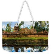 Banteay Srei - Angkor Wat - Cambodia Weekender Tote Bag