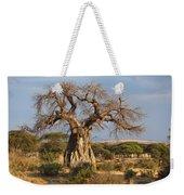 Baobab Tree Ruaha Np Tanzania Weekender Tote Bag