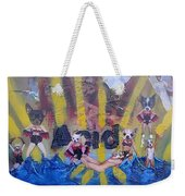 Baptism In Acid Weekender Tote Bag