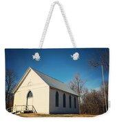 Baptist Church Weekender Tote Bag