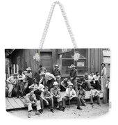 Bar Front, 1940 Weekender Tote Bag
