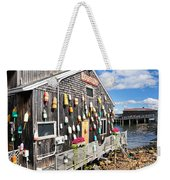 Bar Harbor Restaurant Weekender Tote Bag