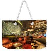 Bar Lounge Weekender Tote Bag