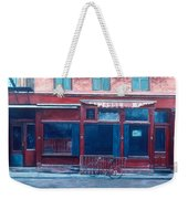 Bar Soho Weekender Tote Bag by Anthony Butera