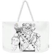 Baragh The Warrior Weekender Tote Bag