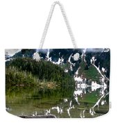 Baranof Lake Weekender Tote Bag