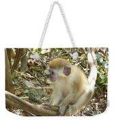 Barbados Green Monkey Weekender Tote Bag