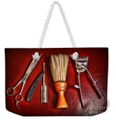 Barber - After The Haircut Weekender Tote Bag