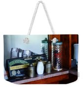 Barber - Barber Supplies Weekender Tote Bag