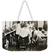 Barber Shop, 1920 Weekender Tote Bag
