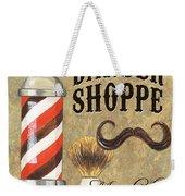 Barber Shoppe 1 Weekender Tote Bag