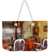Barber - The Barber Shop II Weekender Tote Bag