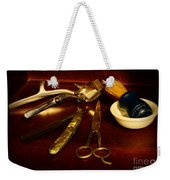 Barber - Things In A Barber Shop Weekender Tote Bag