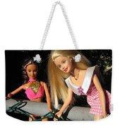 Barbie Escapes Weekender Tote Bag