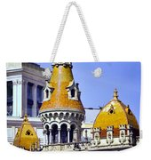 Barcelona Architecture Weekender Tote Bag