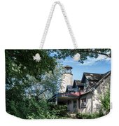 Barcelona Light Through The Trees Weekender Tote Bag