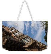 Barcelona's Marvelous Architecture - Avenue Diagonal Facade Weekender Tote Bag