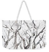 Bare Branches Print Option 2 Weekender Tote Bag